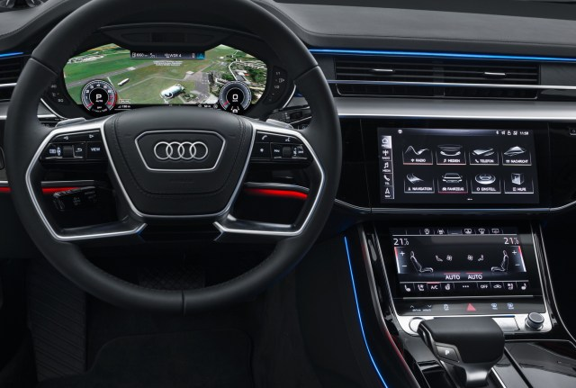 Audi Wins Two Awards at the Inaugural Edmunds CES Tech Driven Awards