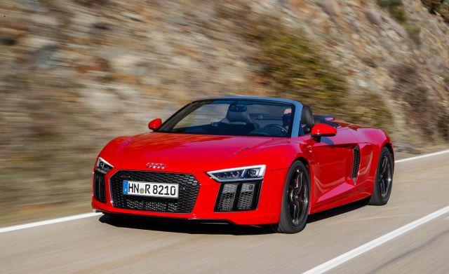 Audi R8 Dolce Vita Tour