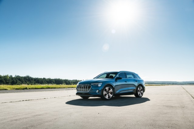 2019 Audi e-tron arrives next month: Fully electric SUV built for everyday use is designed for customers to go electric today