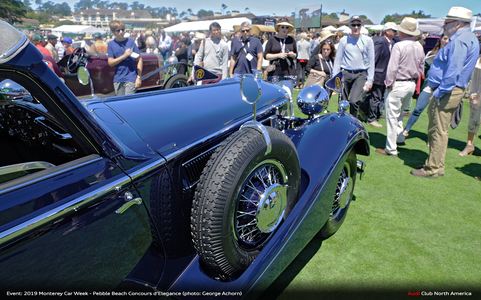 Gallery: Pebble Beach Concours d'Elegance at Monterey Car Week 2019