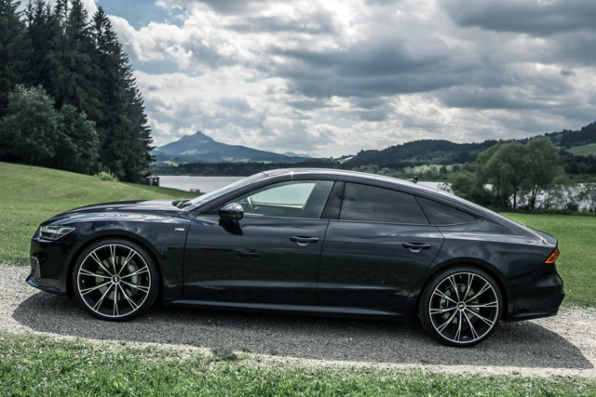 ABT Offers 419 HP And 405 Lb-ft For 2019 Audi A7