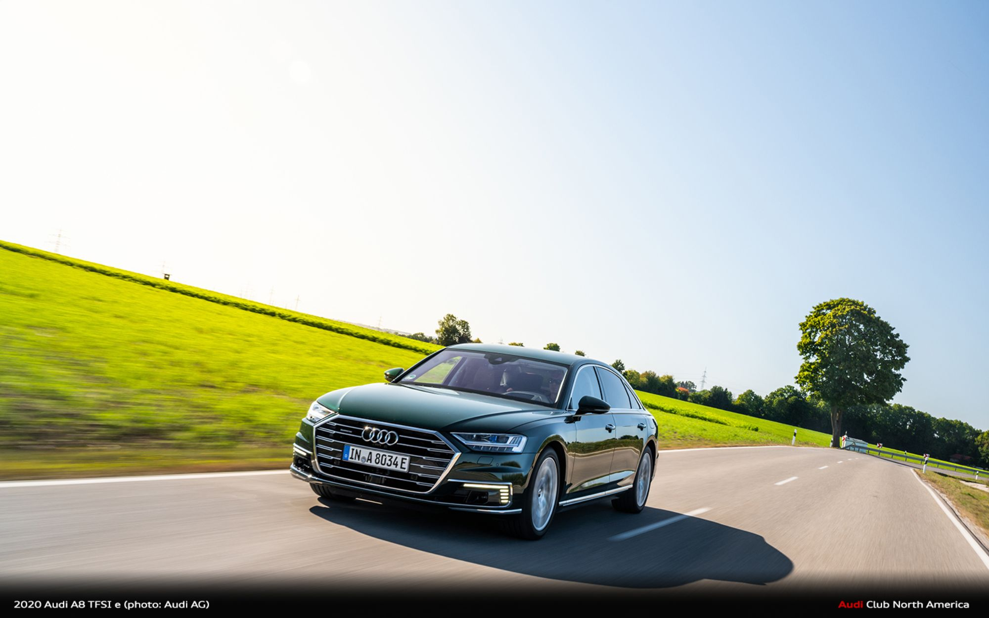 Pricing Announced For 2020 Audi A8 TFSI e: Premium Flagship Sedan Merged With Efficient Plug-In Hybrid Technology