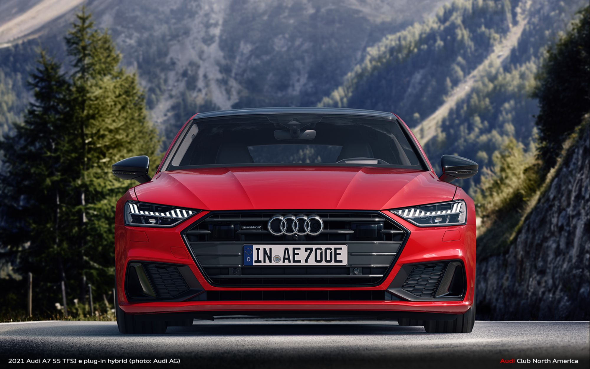 2021 Audi A7 55 TFSI e Plug-In Hybrid Captivates With Electrified Power and Sleek Sportback Design
