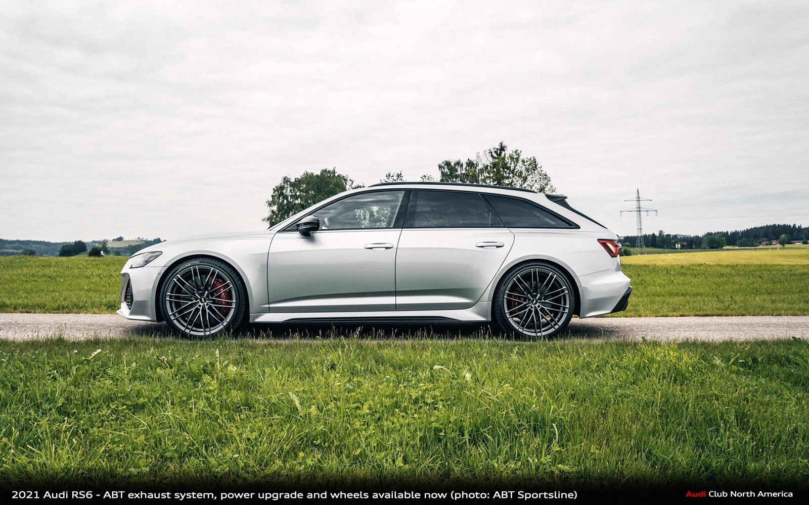 2021 Audi RS 6 Avant - ABT exhaust system, power upgrade ...