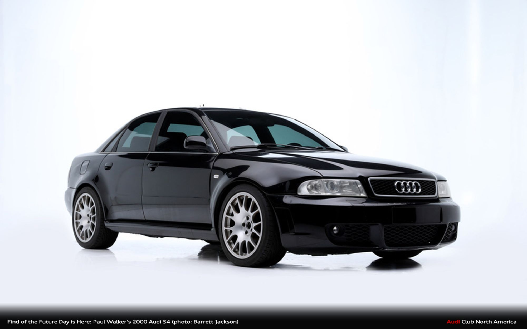 AZ Euros Talks About Paul Walker's B5 S4