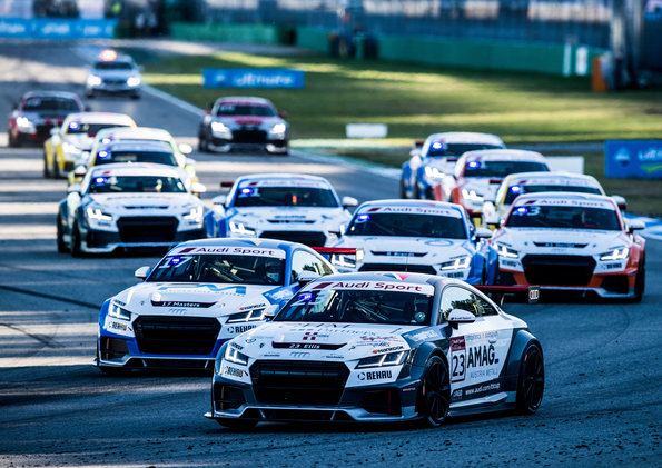 Audi Sport customer racing Confirms Drivers for 2018
