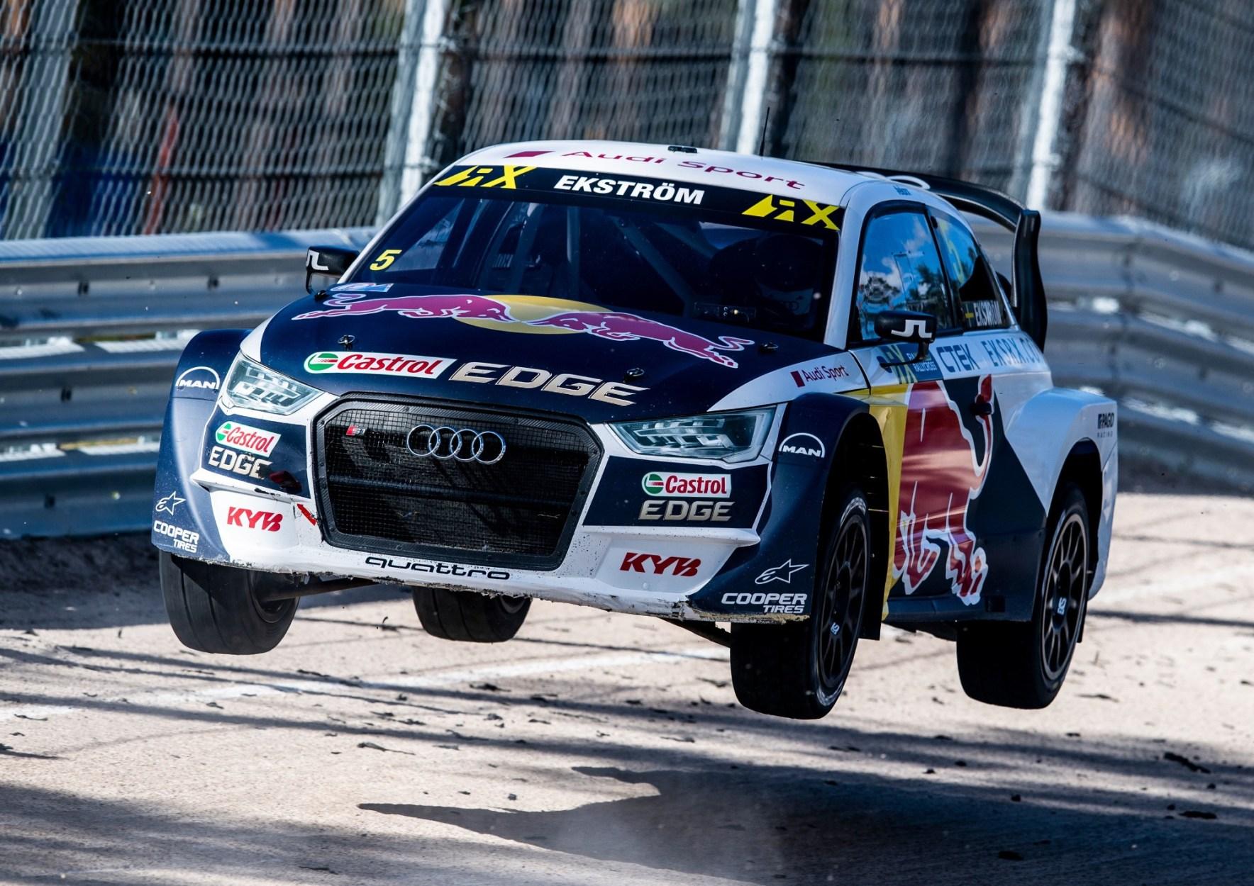 Rallycross: U.S. Premiere for EKS Audi Sport