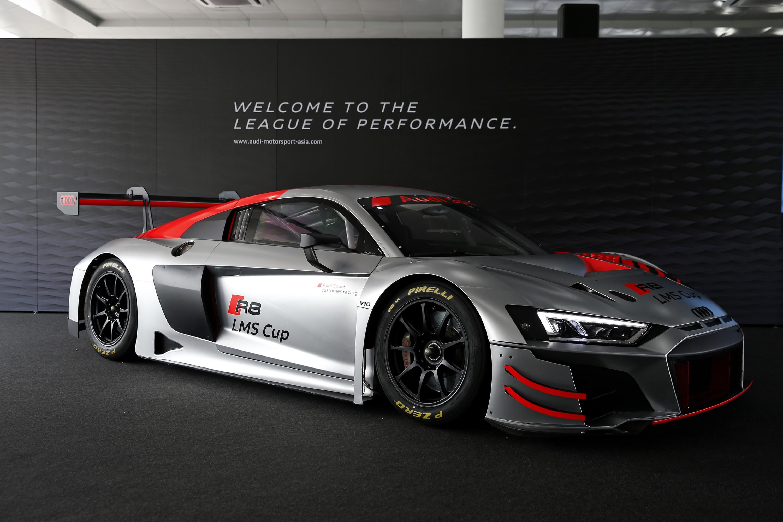 Audi R8 Lms Gt3 2019 Audi Club North America