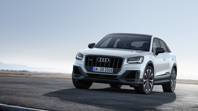 Standout Star of the Compact SUVs:  The New Audi SQ2