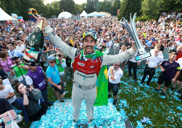 Formula E: Historic Victory for Audi in Front of Record Turnout in Zurich