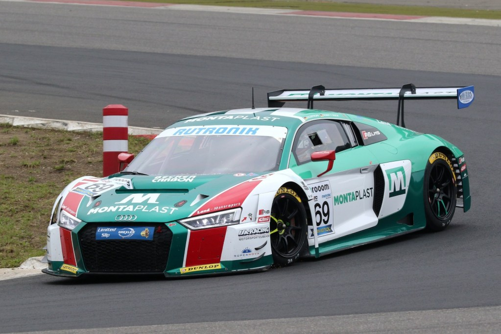 Victories for Audi R8 LMS and Audi RS 3 LMS