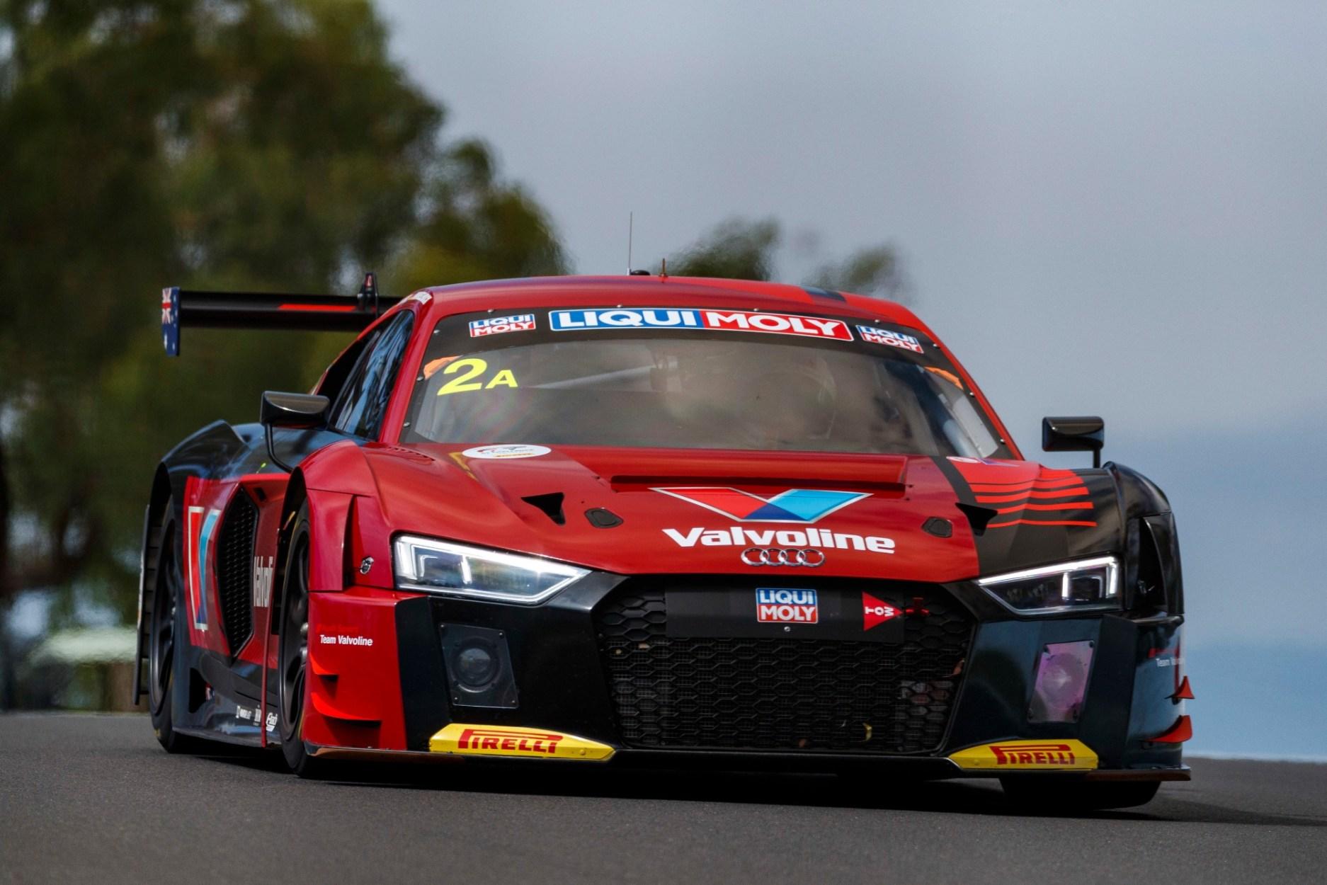Success for Audi Sport customer teams at Bathurst