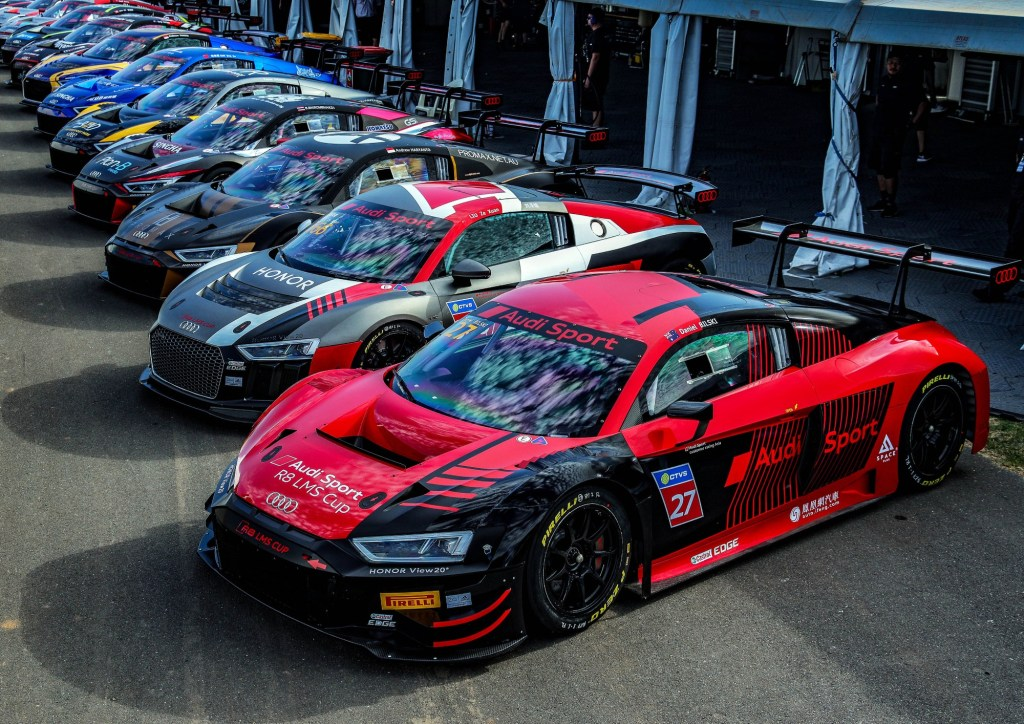 2019 Audi Sport R8 LMS Cup With New Incentives