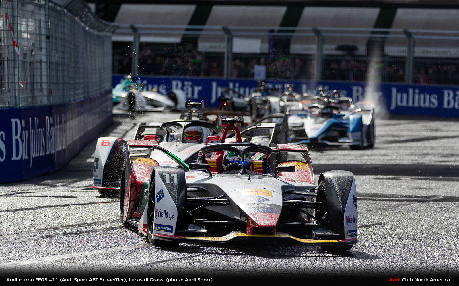Audi Looks Forward to Formula E Highlight in Monaco