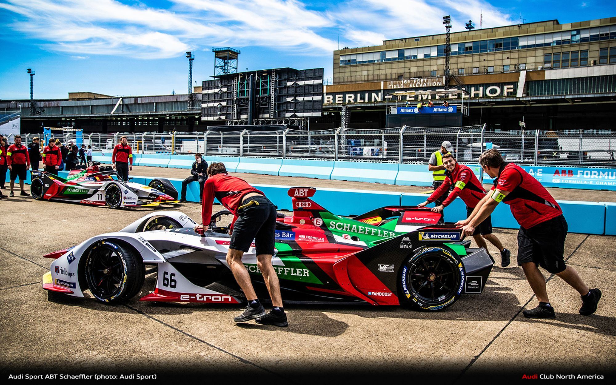 Formula E: Latest News And Miscellaneous Info From Berlin