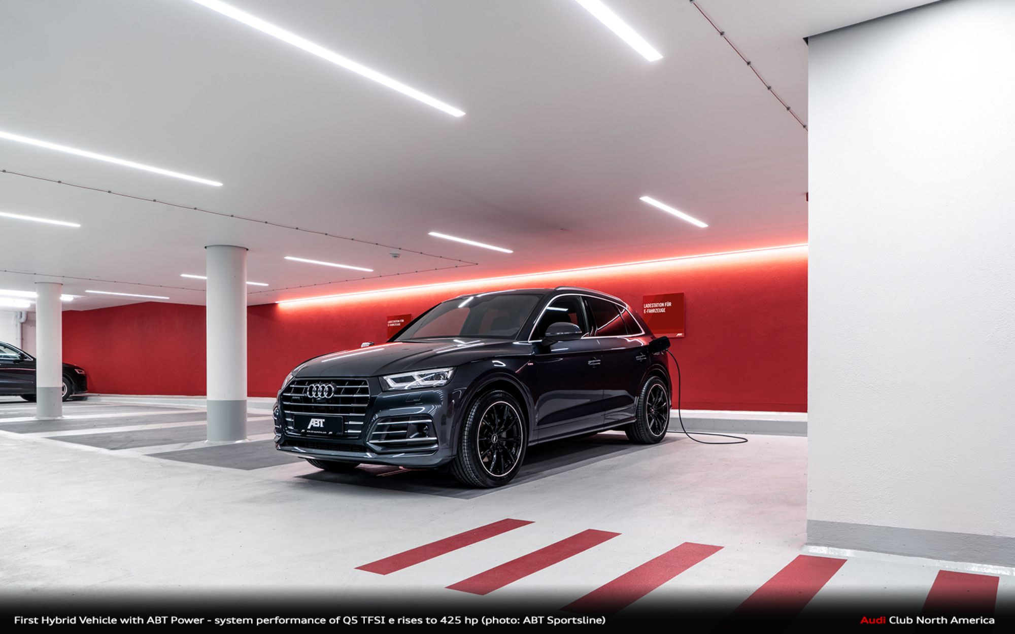 First Plug-in Hybrid Vehicle With ABT Power -  2020 Audi Q5 55 TFSI e