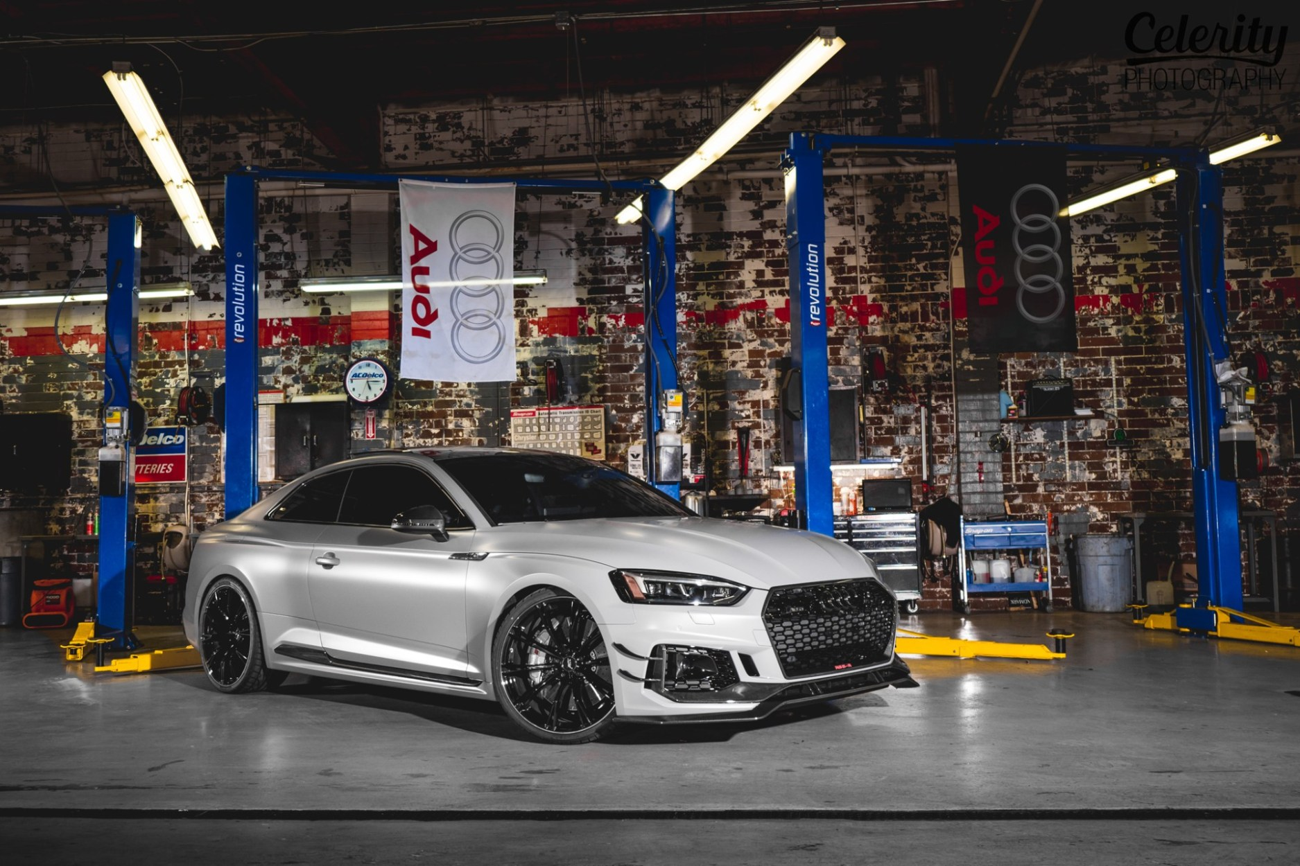 ABT Audi RS5-R And SQ5 Widebody At SEMA Show 2018