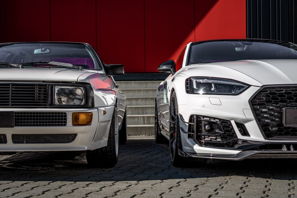Generations: ABT's legacy with Audi from ur-quattro to RS
