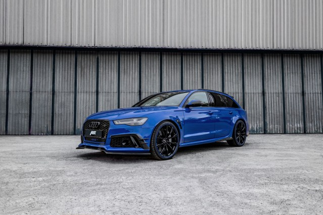 Follow Me If You Can: ABT Builds RS6+ Nogaro Edition With 735 HP As A One-Off