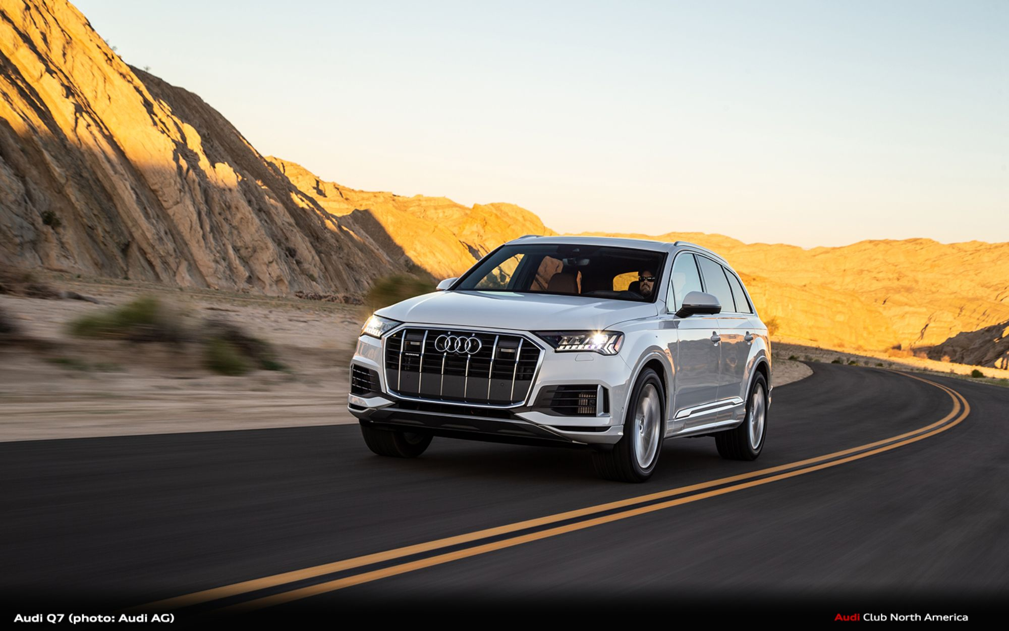 Audi Announces Model Year 2022 Updates With Increased Standard Equipment, Driver Assistance and Personalization Options