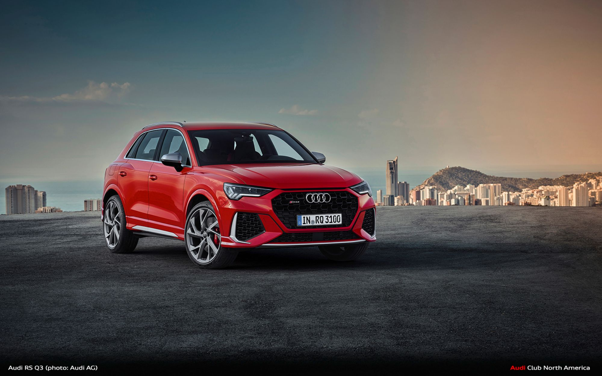 Photo Gallery: Audi RS Q3