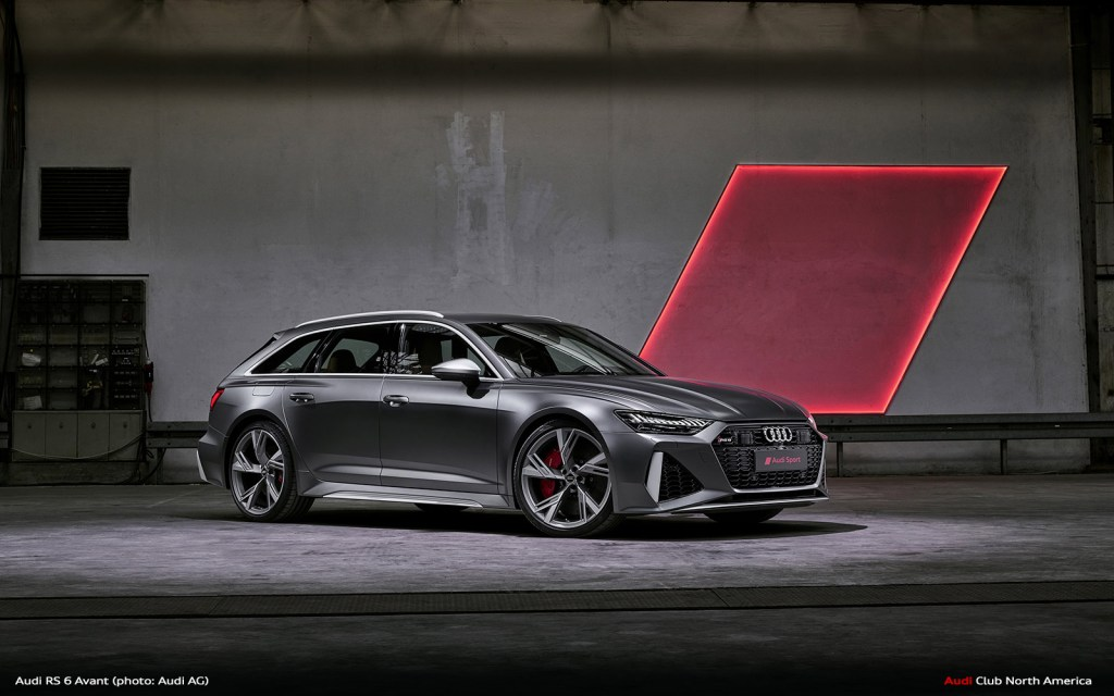 In Detail: The New Audi RS 6