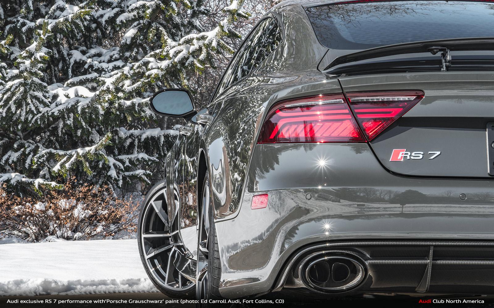 Ed Carroll Audi >> Audi-RS7-performance-exclusive-Porsche-GrauSchwarz-289 - Audi Club North America