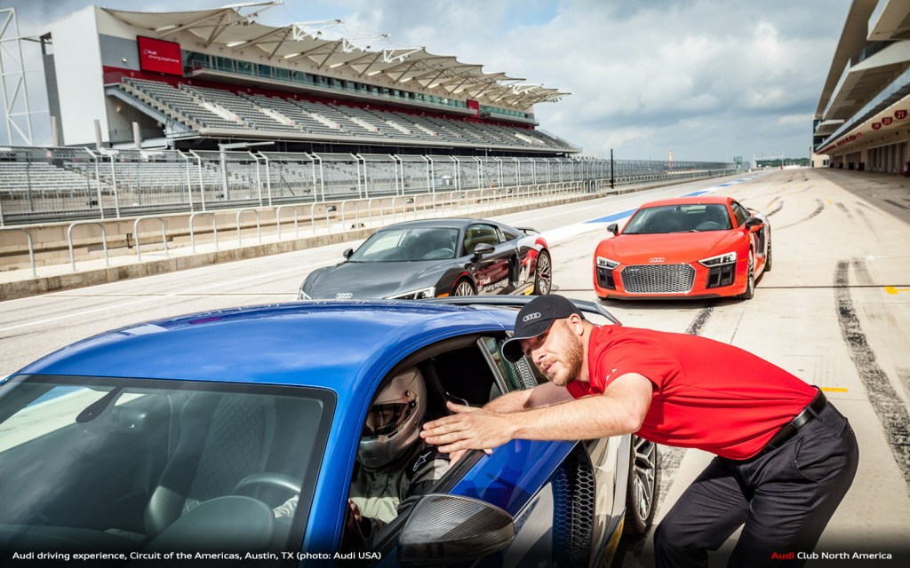 Audi driving experience Finds a Home in Texas