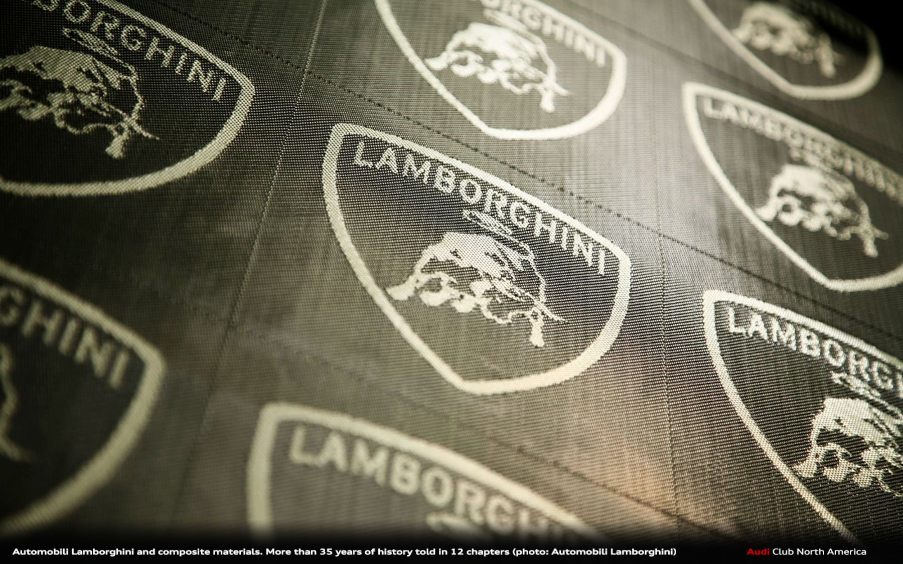 Automobili Lamborghini and Composite Materials. More Than 35 Years of History Told in 12 Chapters