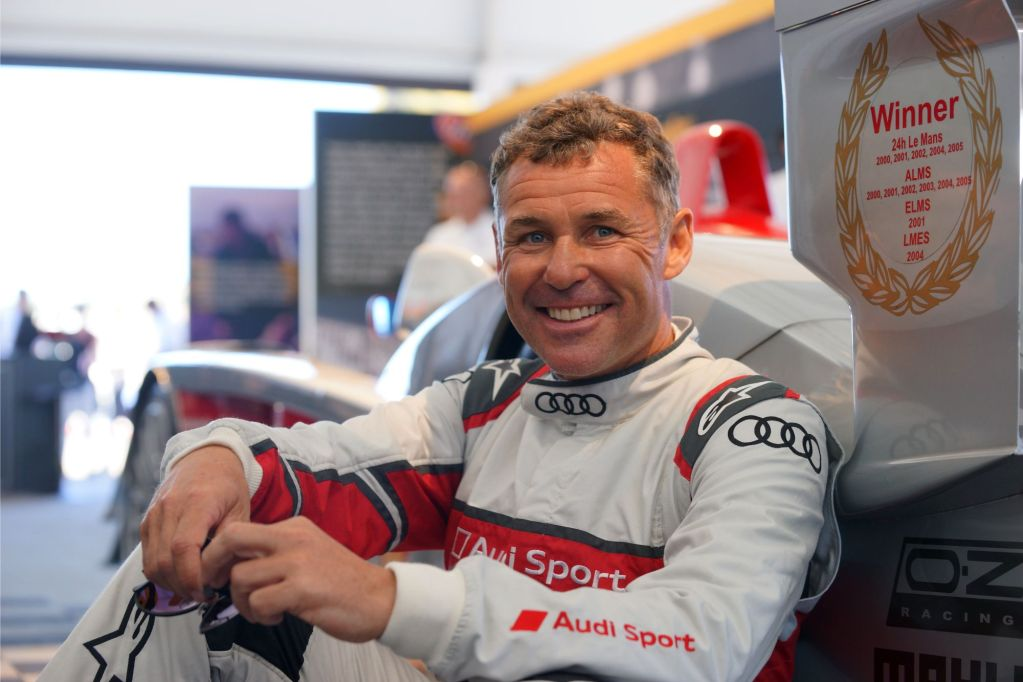Guess Who's Coming To Dinner? Tom Kristensen To Attend Audi Club Nationals 2019