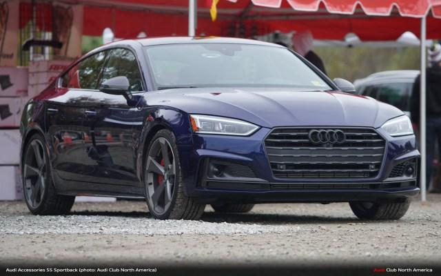 In Detail: Audi Accessories S5 Sportback - Audi Club North