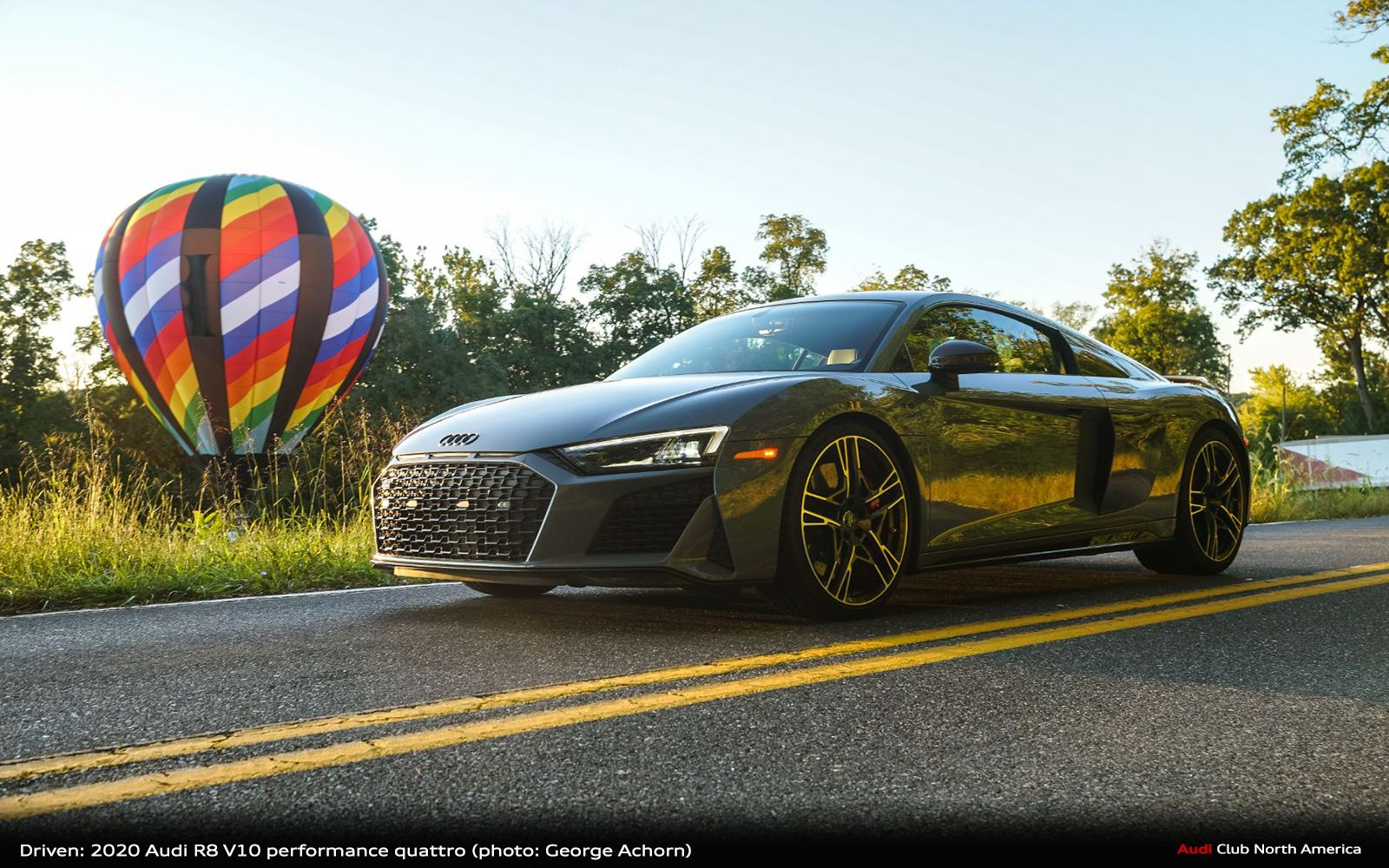 The Clark Kent of Supercars: 2020 Audi R8 V10 performance quattro