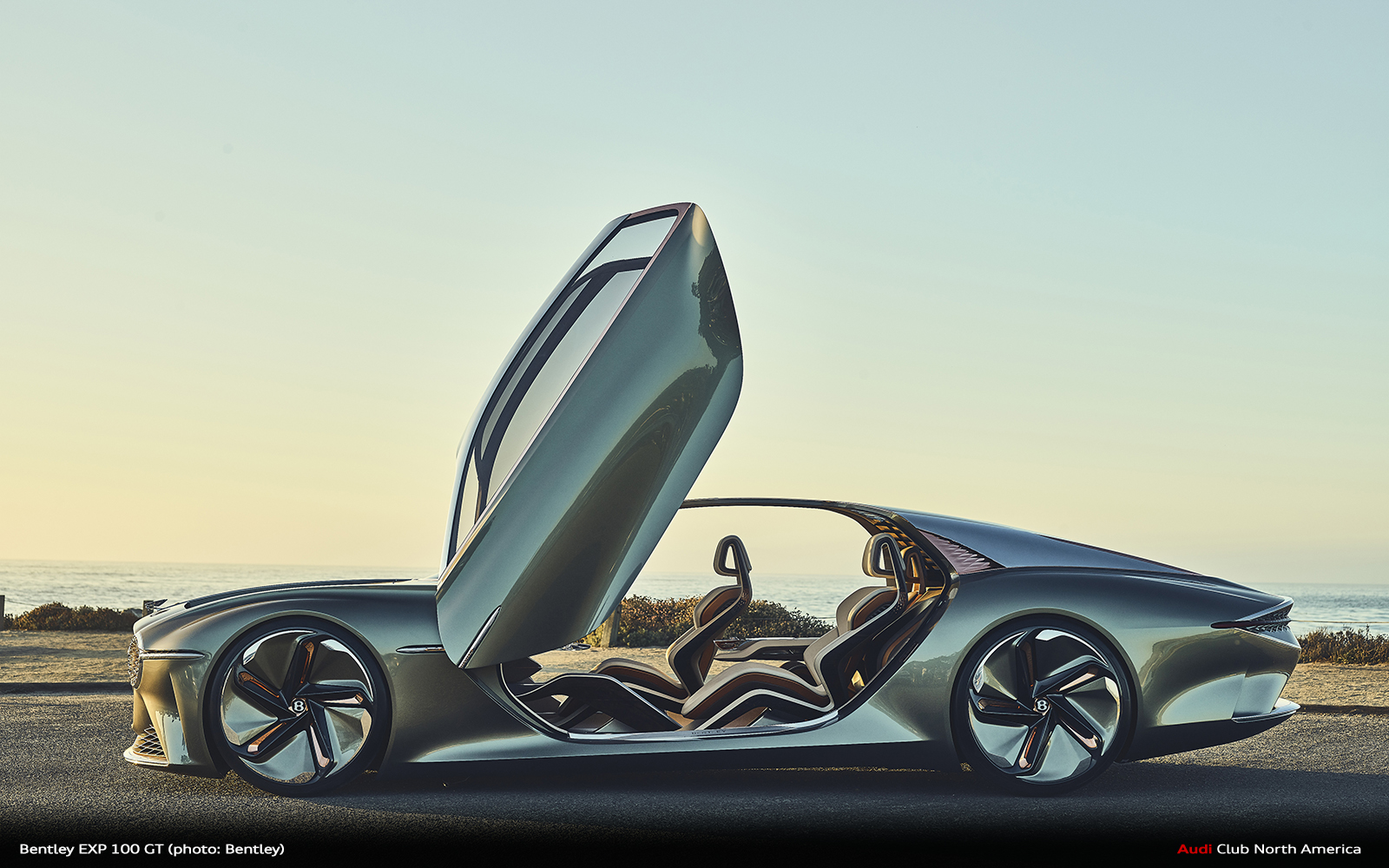 Bentley EXP 100 GT – Working In Partnership For A Future Of Sustainable Luxury Mobility