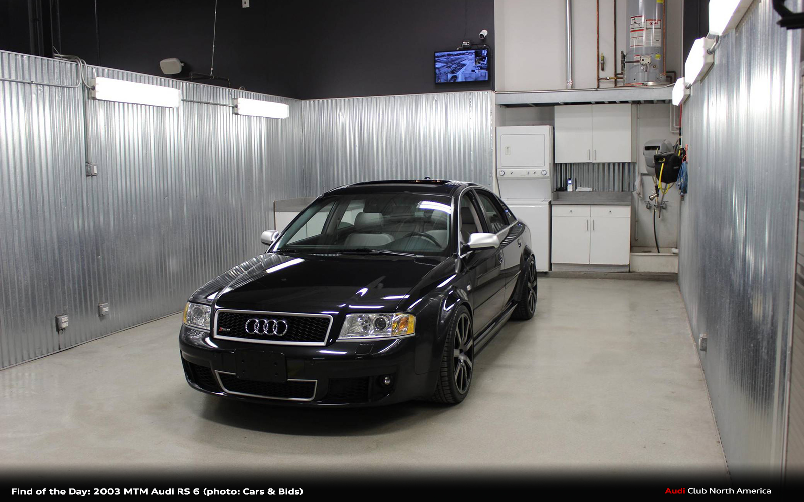 Find of the Day: 2003 MTM Audi RS 6