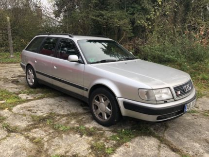 Find of the Day: 1994 S4 Avant (C4)