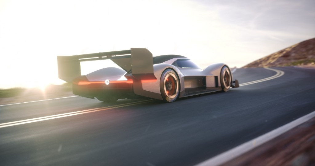 Volkswagen Group Is Headed Back To Pikes Peak But It's Not What You Think