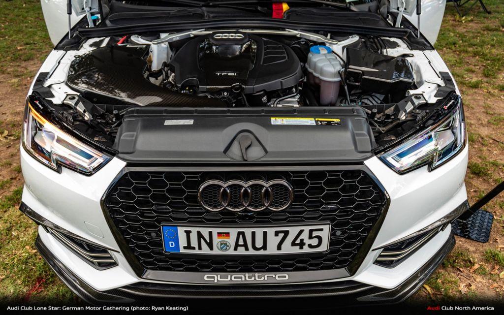 Audi Club Lone Star: A German Motor Gathering in Boerne, Texas