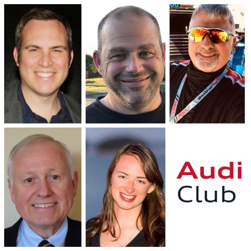 2018 Audi Club North America – National Board of Directors Election – Meet The Candidates!
