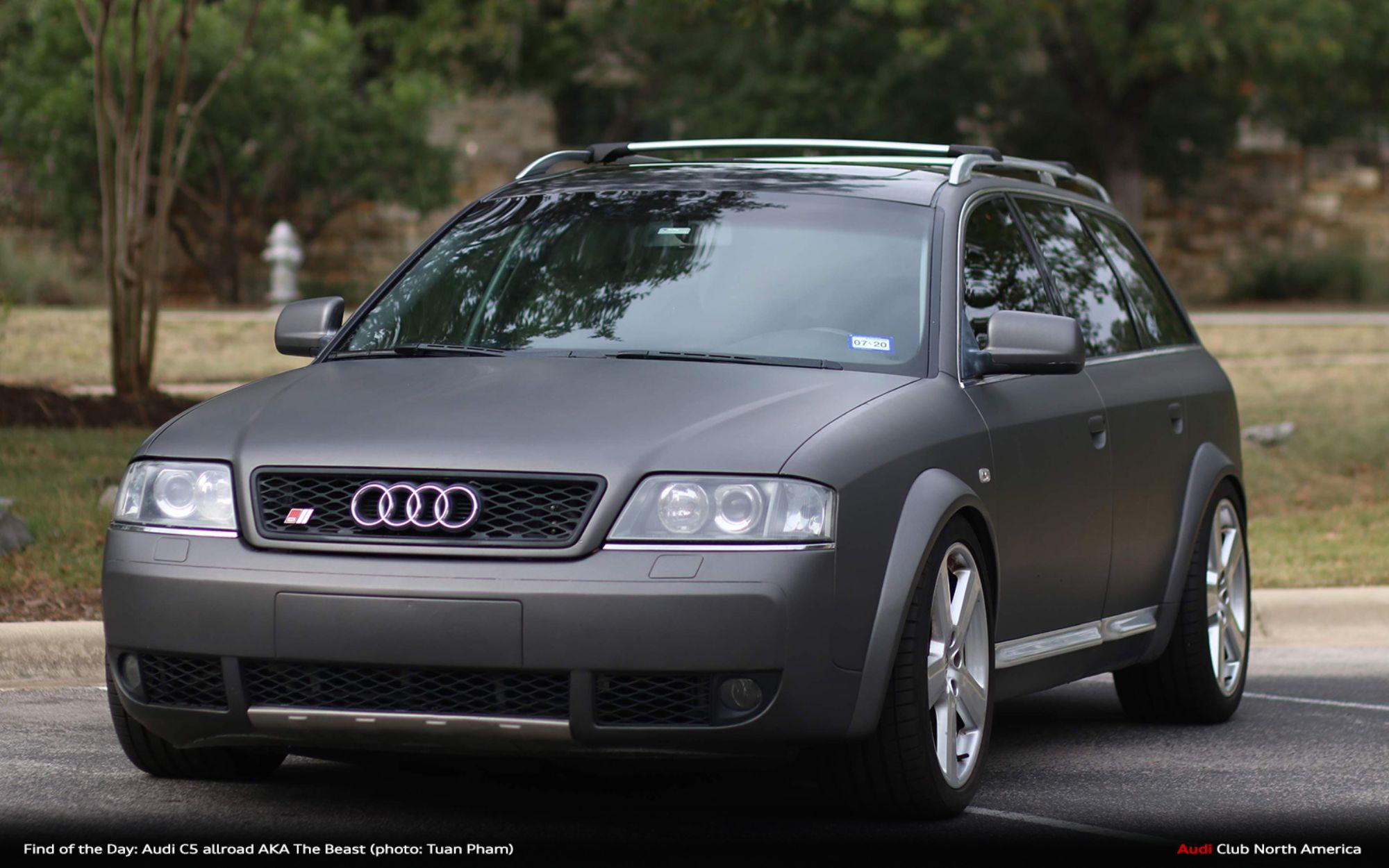 Kelebihan Audi C5 Tangguh
