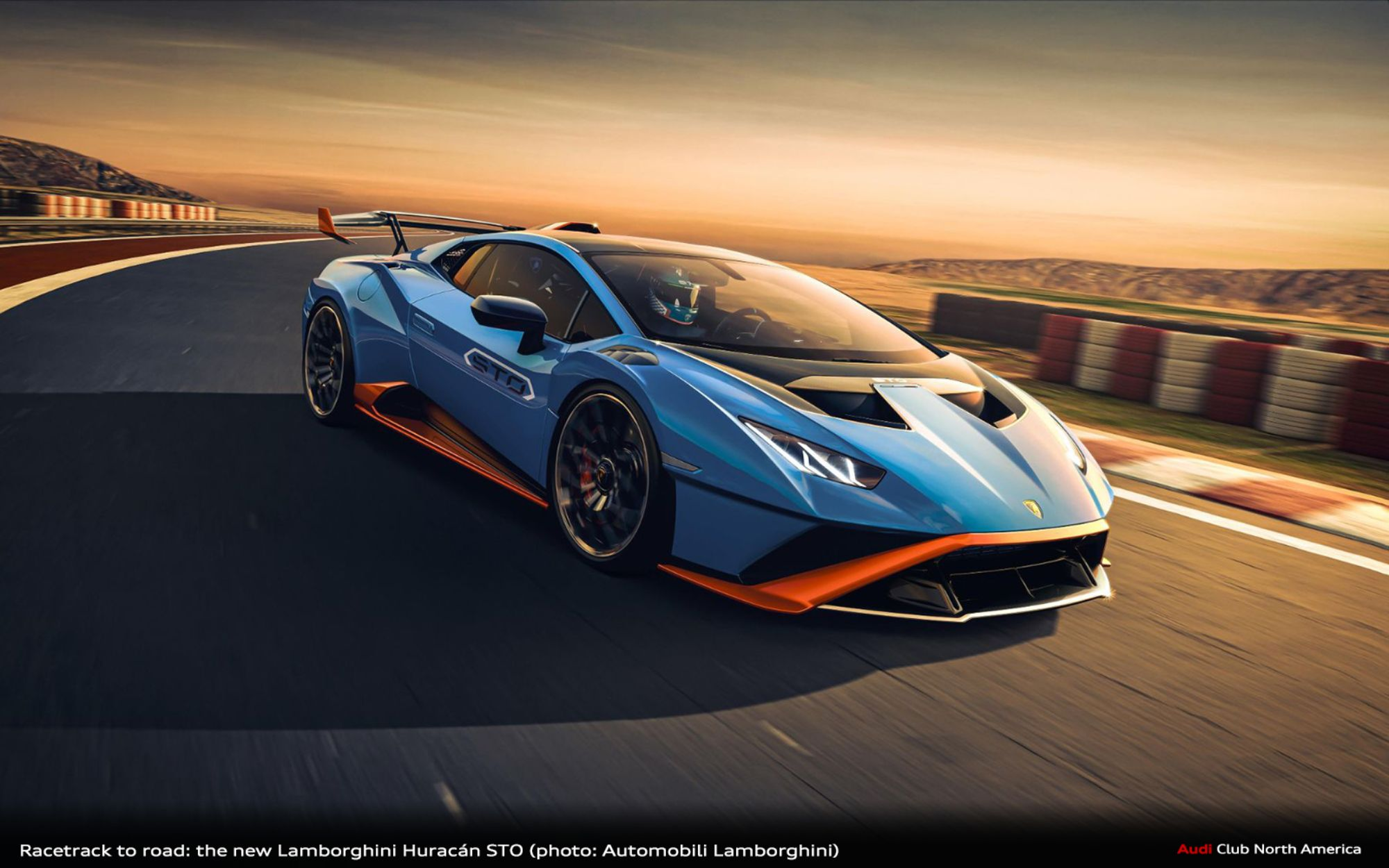 Racetrack to Road: The New Lamborghini Huracán STO