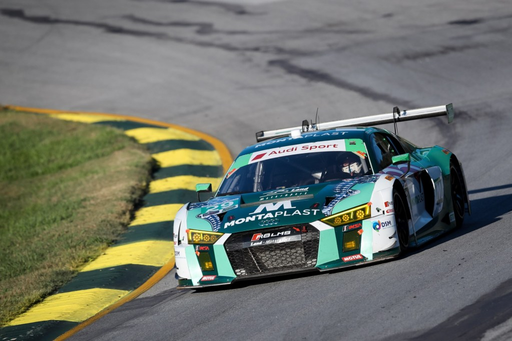 Land Motorsport With Strong Quartet In Daytona