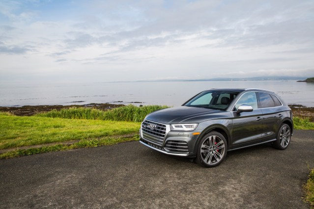Audi of America Announces Full 2019 Model Year Updates
