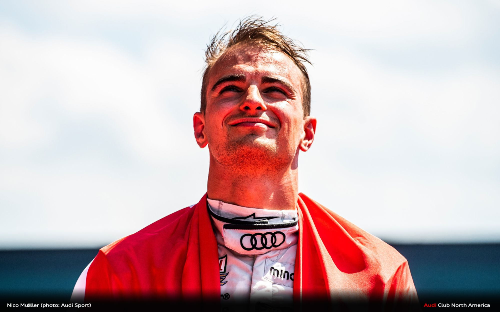 "Audi Driver Nico Müller: ""I Don't Feel Like The Hunted"""