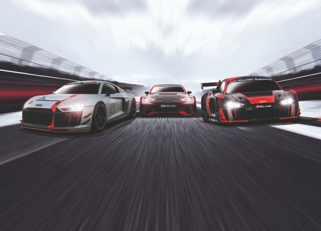 2018 Audi Sport customer racing Announces Largest Number of Entries for Pirelli World Challenge Season