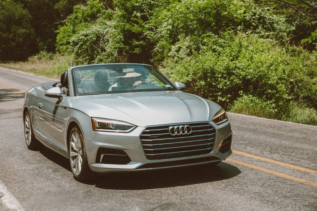 Summer Travel Awaits:  Silvercar Adds Audi A5 Cabriolet to its Fleet