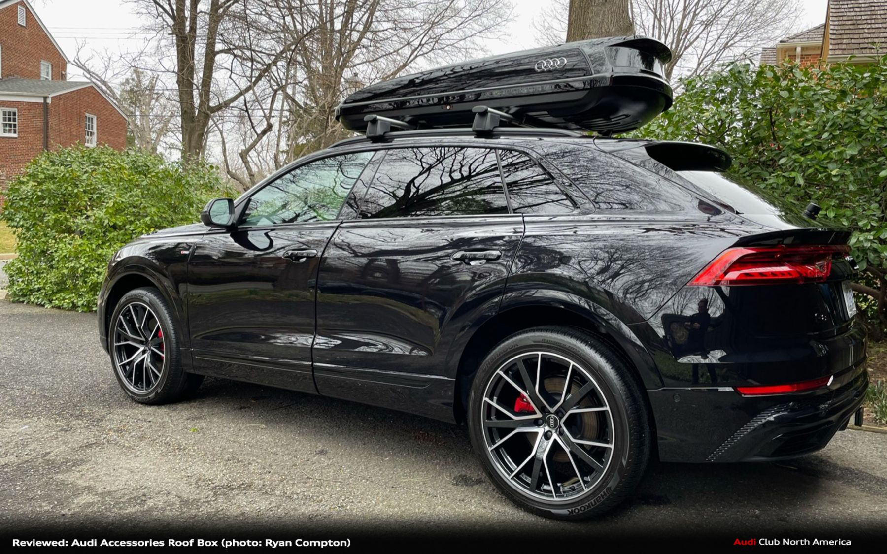 Reviewed: Audi Accessories Roof Box