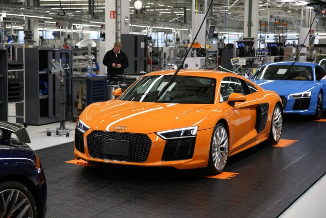"""Must Watch: Smithsonian Channel """"Supercar Superbuild"""" R8 Episode Airing March 13, 2018 9:00PM ET"""
