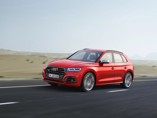 1,878,100 Automobiles Sold: Audi Closes 2017 with New Record-Breaking Sale