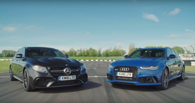 Carfection – Audi RS 6 Performance vs Mercedes-AMG E63 S