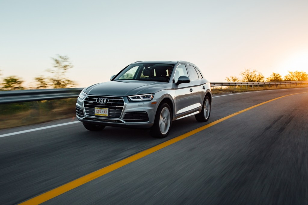 "Silvercar Adds ""Bigger"" to Its Better Premium Mobility Promise: Audi Q5 Enters the Fleet in January (…and yes, it will be silver)"